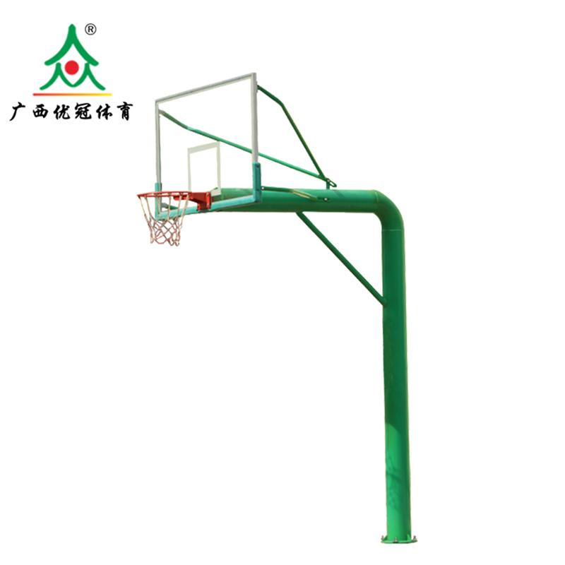质量超好的广西地埋式篮球架在哪里可以买到,广西篮球架厂家