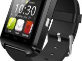 工厂批发U8智能手表蓝牙通话QQ微信同步