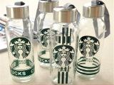 星巴克杯子300ML玻璃杯 经典时尚创意水杯 日用百货厂家批发代