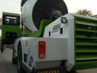 4立方搅拌车新款四驱动四转向搅拌运输车高配置DAN