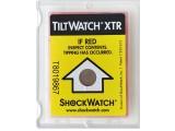 Tiltwatch XTR防震防倾斜标签进口倾倒指示标贴