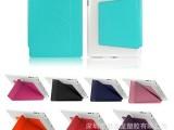 工厂直销:苹果iPad Air 2/ iPad6皮套折叠支架变形