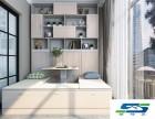 城阳区室内外装修设计整体厨房橱柜定做即墨全屋家具定制