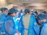 广州从化半永久培训学校正规微整形培训学校选择中韩尚美医疗美容