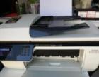惠普彩色激光打印一体机低价转让(复印+扫描+传真)