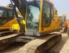 二手挖掘机沃尔沃210性能优越全国包送