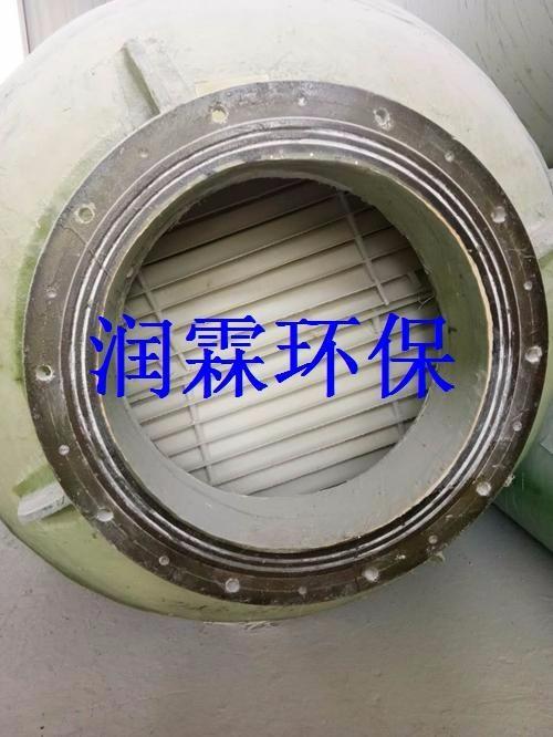 脱硫塔的原理耐磨性能好支持询价 润霖环保