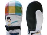【ATEWA】【10双起订】卡通儿童保暖防水防滑耐脏运动滑雪手套