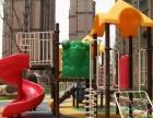 幼儿园户外装修,人造草坪,户外地面,幼儿滑梯可施工