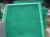 勾花护栏网 双边丝护栏网 扁钢围栏网