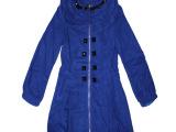 2015新款中老年女装 冬装修身女式棉衣纯棉保暖棉服外套批发