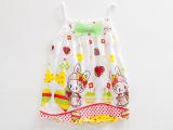 韩版童装外贸原单儿童吊带衫纯棉童吊带夏款童装女童吊带背心批发