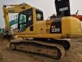 小松220-8二手挖掘机出售,价格,质保一年,信誉保证