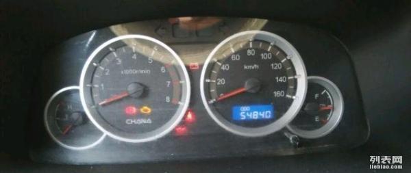 长安金牛星 2011款 1.2l 手动 至尊型(国Ⅳ)-自家用,带空调,发动机成
