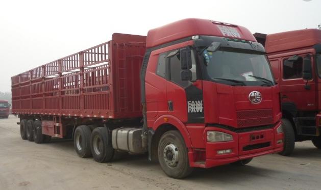 全国整车货物双向运输 专业回程车调度 工程机械大件运输