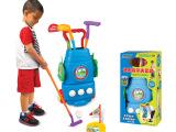 运动公园 幼儿园儿童室内高尔夫球杆套装