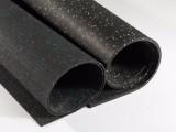 健身房跑步机橡胶地胶力量区耐磨缓冲防滑易清洁
