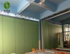 广州办公室活动隔断 高隔断 吊顶隔断隔墙 活动隔音