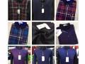 服装库存 品牌商务加绒加厚长袖T恤 上市清仓 一包100件
