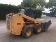 出售柳工375B滑移装载机.滑移清扫机