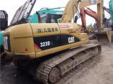 东营二手挖掘机卡特320 323和329 336低价出售