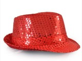 2015新款六一儿童演出帽子女童男童小礼帽爵士服帽子