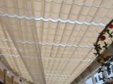 佛山电动窗帘安装 专业天棚帘电动遮阳窗帘卷帘定制