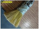 弘欣刷业定制波纹铜丝 钢丝 波纹尼龙丝