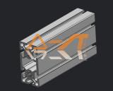 常州优质50系列铝型材厂商-天津铝型材