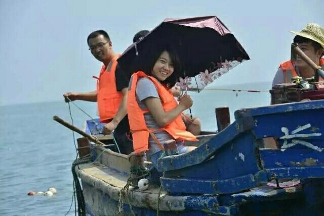 长岛渔家乐旅游风情