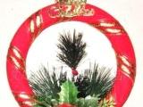 圣诞花环\、圣诞工艺、圣诞挂件、圣诞用品。