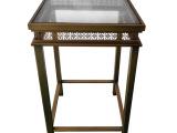 厂家直销 金属摆放凳 新中式台灯摆放桌