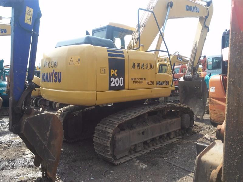 小松200小松220小松240二手挖土机,免费送货
