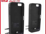 5C苹果5/5S背夹式移动电源 可冲两次电 充电宝便携电源