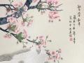 中央美院凌雪老师事事如意 梅兰竹菊作品
