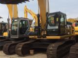 鄭州二手挖掘機卡特320 323和329 336低價出售