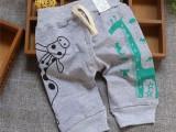 卡通可爱童装休闲时尚短裤厂家直销