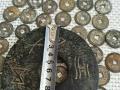 罕见的橄榄陨石币