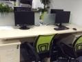 工位桌办公桌椅培训桌椅批发定做