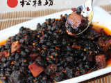 松桂坊豆豉 湖南农家自制土特产辣椒下饭菜私房菜成品菜食品小吃