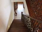 别墅实木楼梯收口 品家楼梯厂家定制 家庭楼梯制作工艺价格