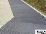 污水处理厂防滑齿形镀锌钢板 玻璃钢格栅板插接