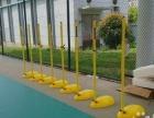 移动羽毛球柱 移动排球柱 移动网球柱厂家库存低价处