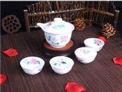 [供应]株洲热销陶瓷餐具 禅茶一味厂家
