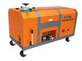 保定水刀坊化工厂区管道切割储罐开孔拆除安全施工便携式水切割机