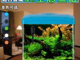 批发 玻璃小鱼缸 独立桌面迷你鱼缸 家居小乌龟缸 金鱼缸 RX-