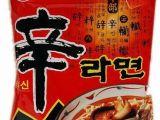 【韩国风】韩国口味--韩国方便面--农心辛拉面(120克/5袋)