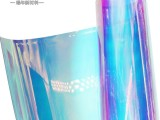 RNNM瑞年 高亮 彩虹膜 七彩幻彩膜 彩色透明pvc