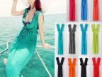 2014夏威夷V领连衣裙沙滩裙波西米亚风吊带长裙