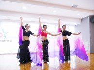 陕西西安成年人肚皮舞职业教练证书培训招生